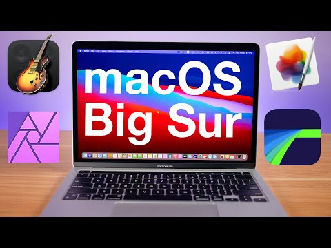 Essential Apps for macOS BIG Sur and NEW M1 Macs!
