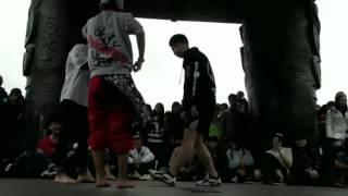 Melbourne shuffle & China live arena battle 2017.01.31