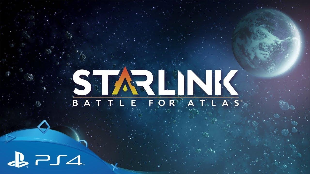 Starlink: Battle for Atlas   E3 2018 Trailer   PS4