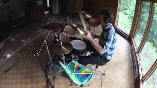 At Le Studio (Morin Heights) - Rush - The Spirit of Radio - Drum Cover