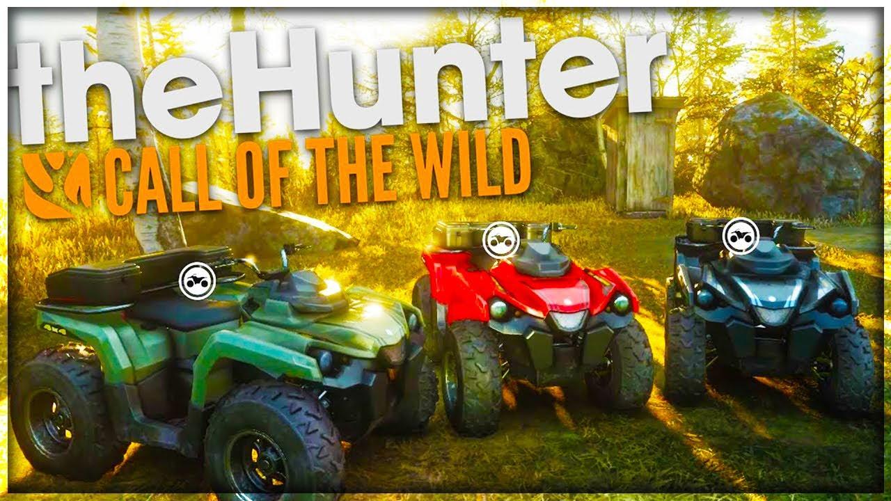 NE SMEM DA IZADJEM IZ KVADA?! *lose se zavrsilo* The Hunter Call Of The Wild