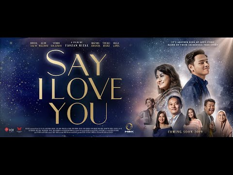 Say I Love You Trailer Official