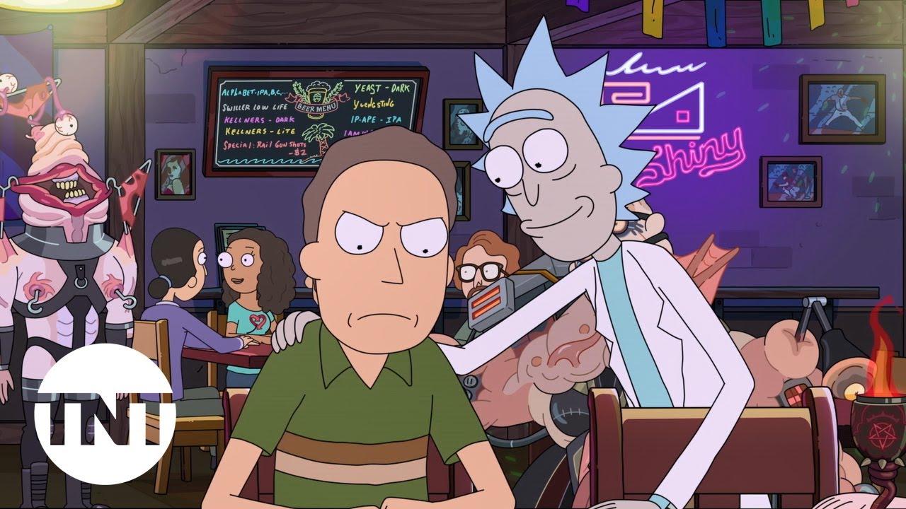 Detrás de las cámaras – Episodio 5x05 | Rick y Morty | TNT