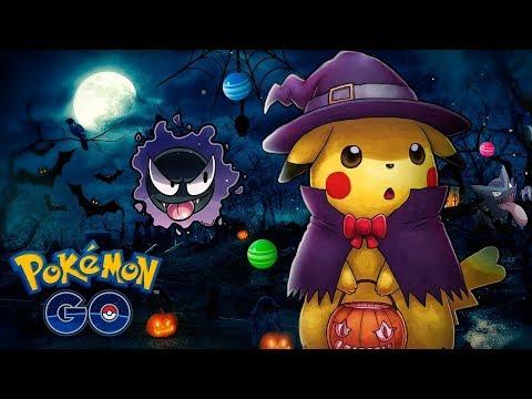 Adventure SYNC ist da &Halloween Event ENDET heute! Livestream! Pokémon GO!