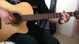 Ánh Trăng Nói Hộ Lòng Tôi - Guitar Fingerstyle by Phạm Tiến Dũng