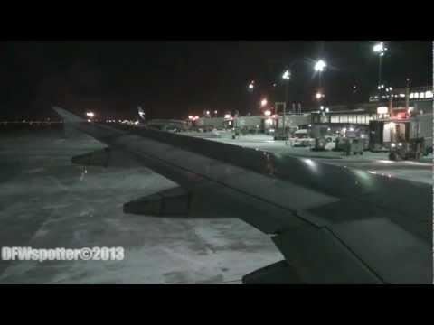 Air Canada A320 Landing at Ottawa Macdonald-Cartier International Airport