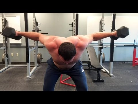 Upper Body Lifting For Discus | Discus Training Workouts