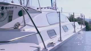 Sailcraft 44 - Cruising Catamaran / Connoisseur Collection / Sept 2014