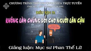 HTTL BẾN TRE - Chương trình thờ phượng Chúa - 19/09/2021