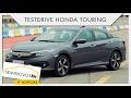 Testdrive Honda Civic Touring | SeminovosBH #29