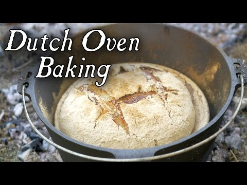 Dutch Oven Baking: Getting To Know The Utensil