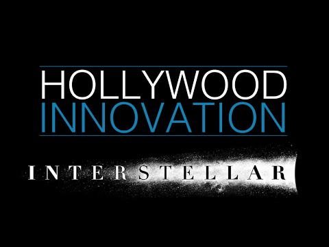 Hollywood Innovation - The Marketing of Interstellar