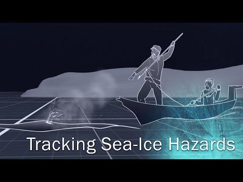 Andy Mahoney on Ice Hazards