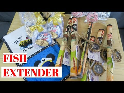 Disney Cruise Fish Extender Gifts | Beingmommywithstyle