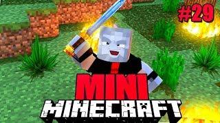 DAMIT sind wir UNBESIEGBAR?! - Minecraft MINI #29 [Deutsch/HD]