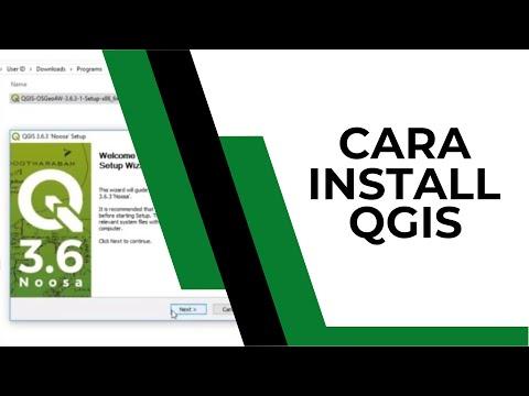 Tutorial Pemetaan Dasar | Instal QGIS, Software Open Source untuk Pemetaan | Part 1 | #PemetaanDasar thumbnail