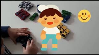 baby Fun Learning Colors for kids with toys | cars| Nursery Rhymes
