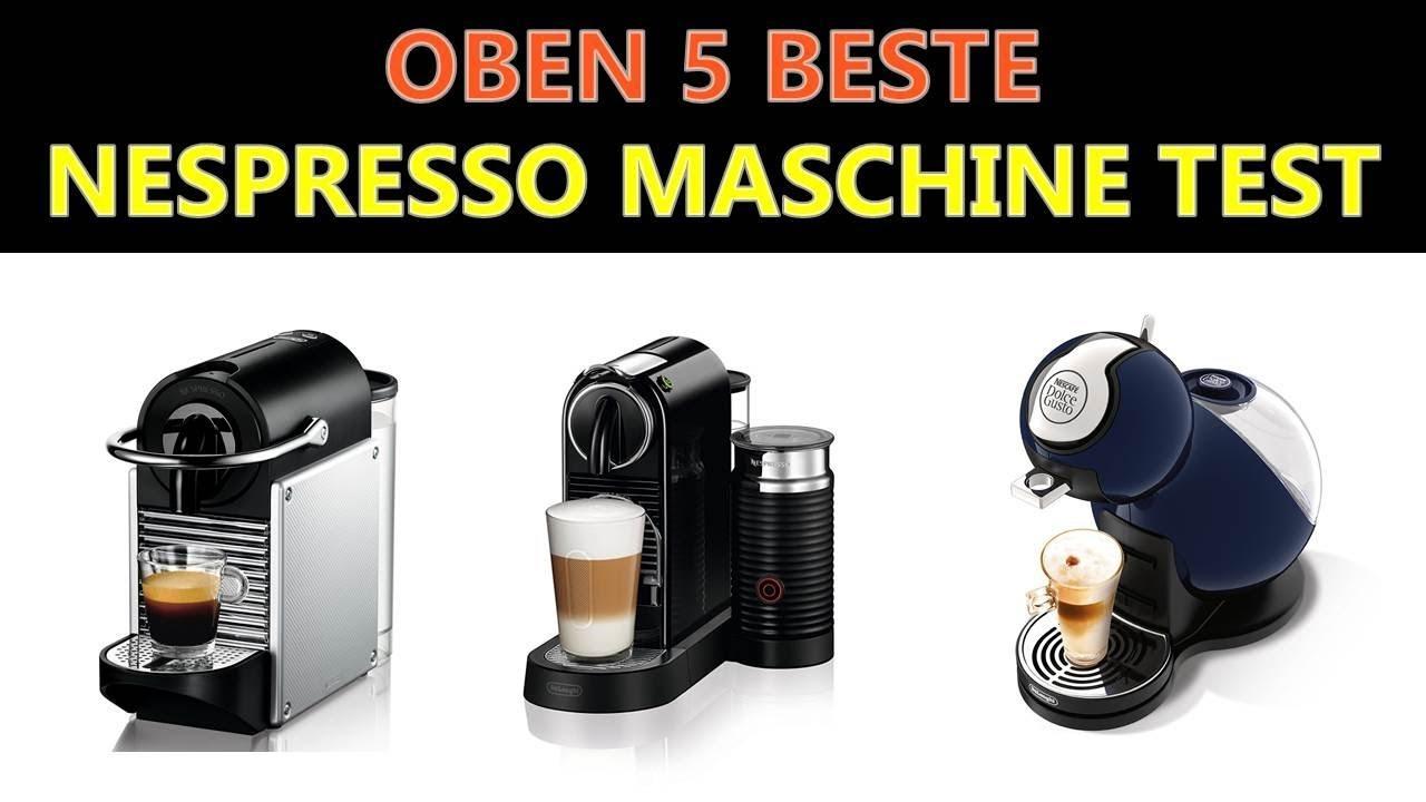 Nespresso Maschine Test 2019 Youtube