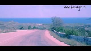 ФЕОДОСИЯ: от кладбища до дикого пляжа пос.Орджоникидзе
