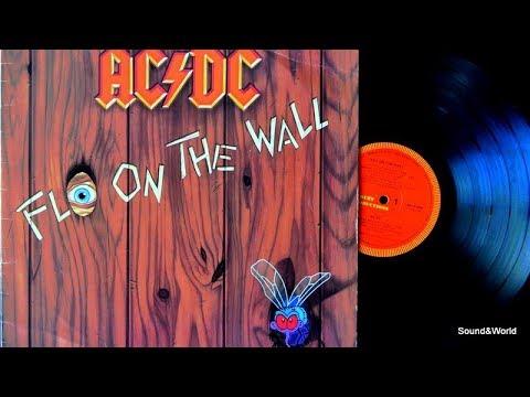 AC/DC – Fly On The Wall (Vinyl, LP, Album) 1985.