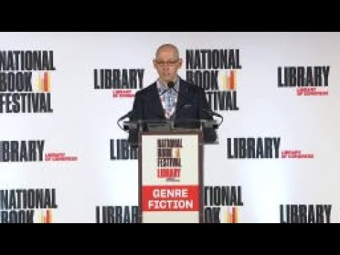 Brad Meltzer: 2018 National Book Festival - YouTube