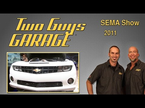SEMA Show  2011 | Two Guys Garage