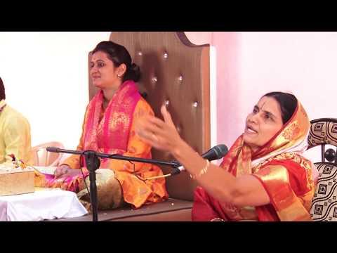 🔴-live---गोदावरी-ताई-मुंडे-मराठी-गवळणी-अभंग-|-मराठी-रामायण-कथा---devi-vaibhavishriji-|-gavlani