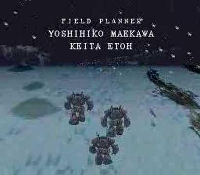 FF6 Opening scene~