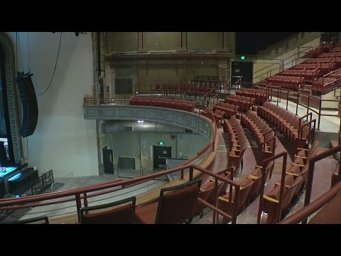 St. Paul's Palace Theatre Reopens For First Time In Decades