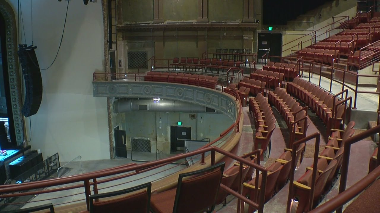 St Paul S Palace Theatre Reopens For First Time In Decades Youtube