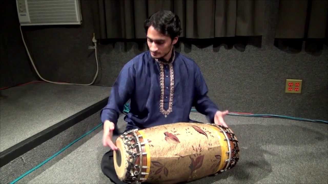 Mridangam Rhythm Exercise with Dr. Rohan Krishnamurthy