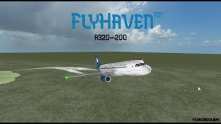 ROBLOX | FlyHaven | A320-200