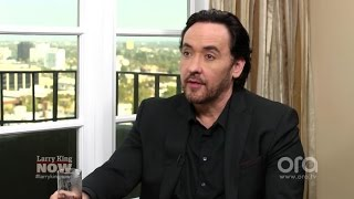 John Cusack Talks NSA, Snowden and Rand Paul