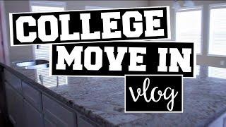 College Move  N Vlog