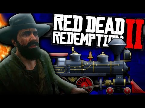Red Dead Online - Dynomite, Train Fun, and Eco's Boat! | Comedy Gaming