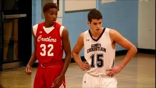 osba 2018 | king's christian vs. bill crothers