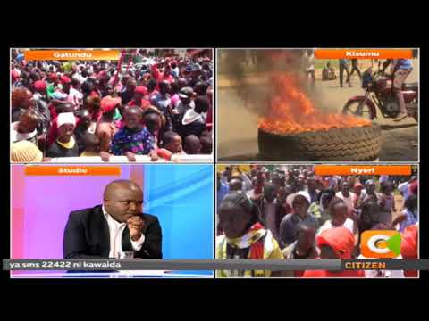 Citizen Extra : Ushindi wa Kenyatta ni sahihi