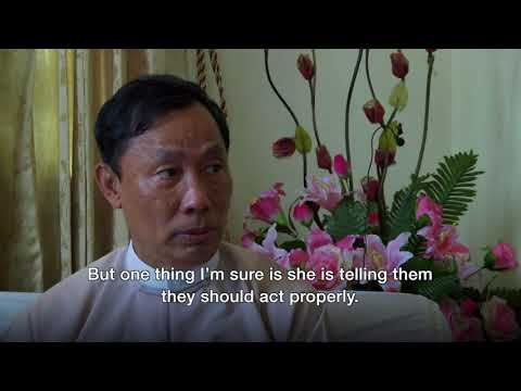 BBC interview with Shwe Mann September 2017