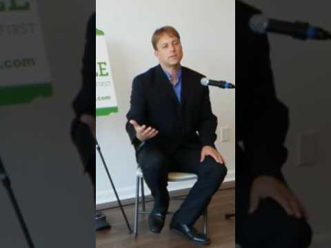 Seth Kaper-Dale, NJ Governor Candidate, Essex Rising,  06 11 2017 at Valley Arts