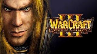 """Фильм """"WarCraft 3: Reign of Chaos"""", Часть 1: Падение Лордерона (история Артеса) [1080p]"""