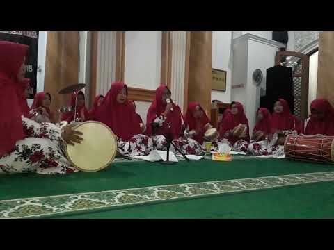 BUSYROLANA ( Marawis ANNIDA PURI CENDANA ) Acara Isra Mi'raj Nabi Muhammad SAW