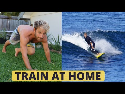 5 Surfing POP UP Exercises Which ACTUALLY WORK