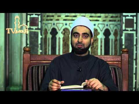 التاريخ والأنبياء بالإنجليزية من رواق الأزهر - الشيخ صهيب سعيد