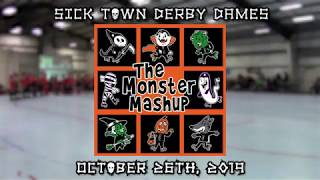 STDD Monster Mashup 10-26-2019