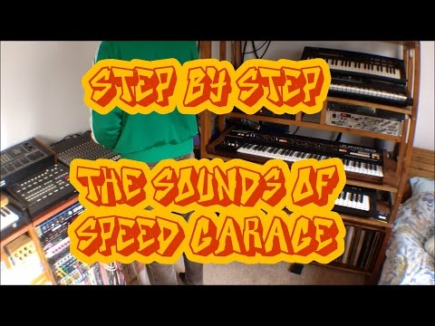 Step By Step - The Sounds Of Speed Garage