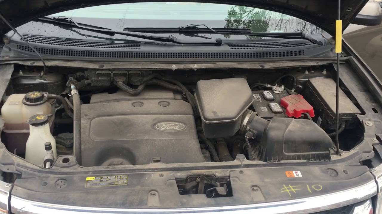 FUSE LOCATION IN FORD EDGE  YouTube