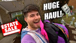 I GOT A HUGE CLOTHING HAUL AT …