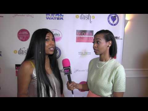 Melanie Fiona Talks New Music and Plans For Mother's Day