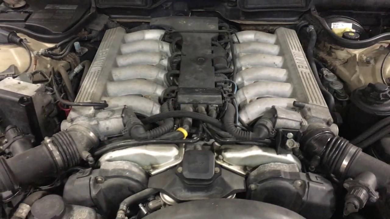 Bmw E38 E31 750il 850ci M73 V12 Engine For Sale Bimmerpc Com