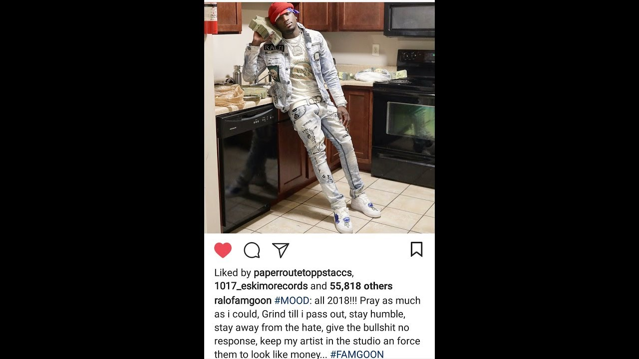Ralo Clears Beef With Moneybagg Yo Youtube